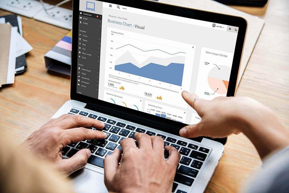 verbetering van resultaat met financiële dashboards