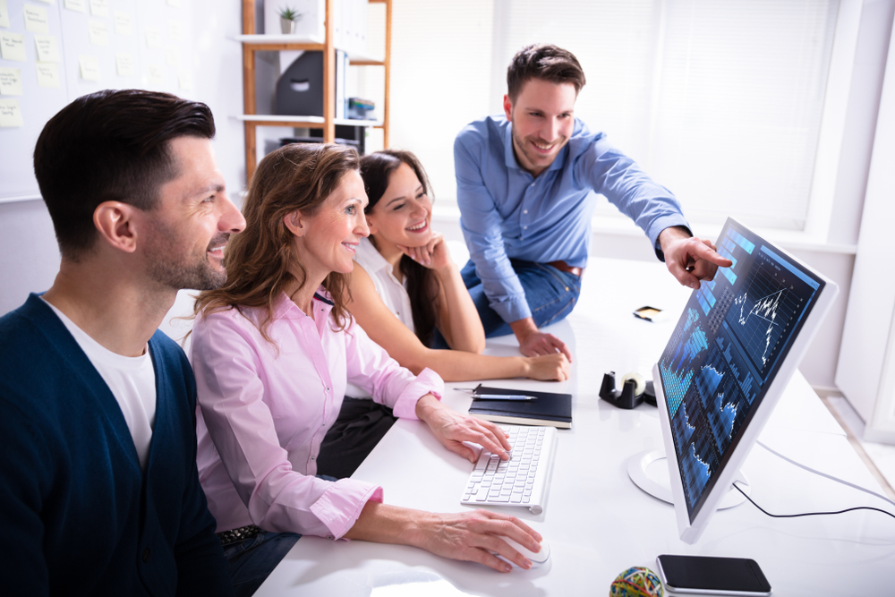 Financiële dashboarding in Power BI
